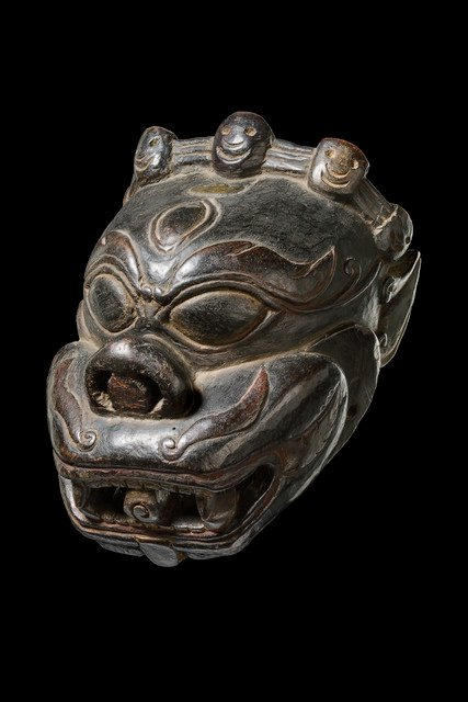 "Tiger mask ""byagra shambara"" or ""byagrinee devi"", ~"