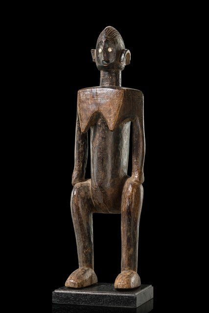 "Standing female figure ""jo nyeleni"" - Mali, Bamana"