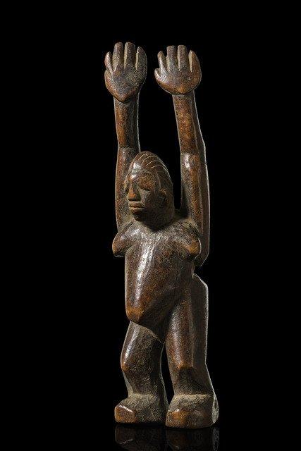 "Small protective figure ""bateba yadawora"" - Burkina"
