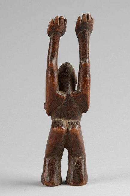 "Small protective figure ""bateba yadawora"" - Burkina - 3"