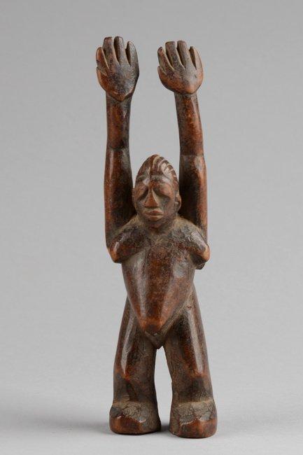 "Small protective figure ""bateba yadawora"" - Burkina - 4"