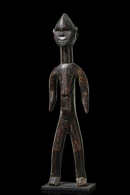 "Standing female figure ""niande"" - Burkina Faso, Mossi"
