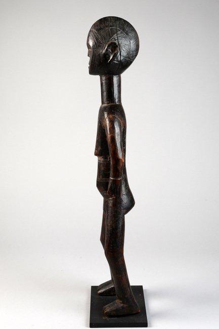 "Standing female figure ""niande"" - Burkina Faso, Mossi - 2"