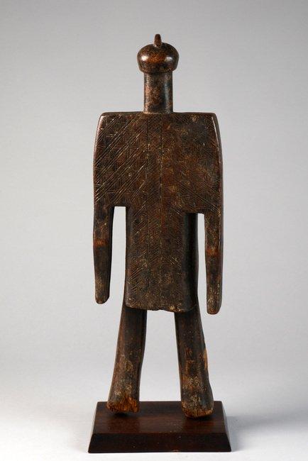 """Figural cup """"gbene"""" - Nigeria, Koro - 3"""
