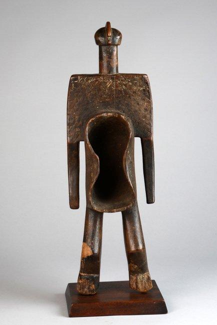 """Figural cup """"gbene"""" - Nigeria, Koro - 5"""
