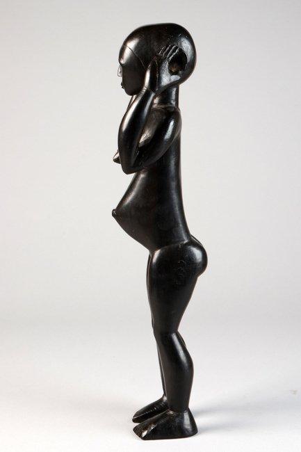 Standing female figure - Cameroon, Bane - 2