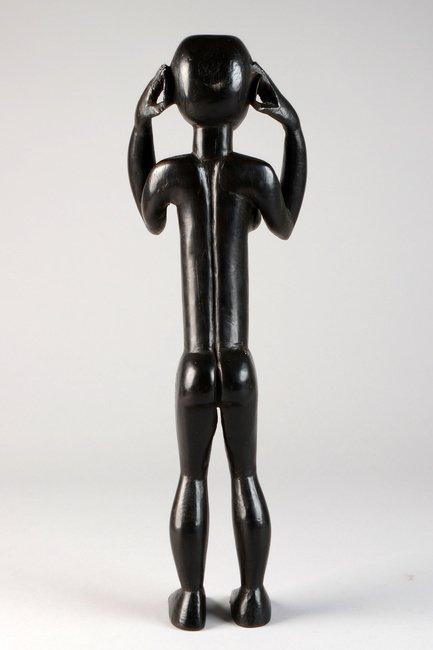 Standing female figure - Cameroon, Bane - 5