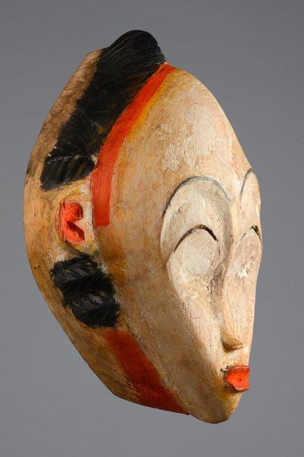 """Mask """"okuyi"""" - Gabon, Punu - 3"""