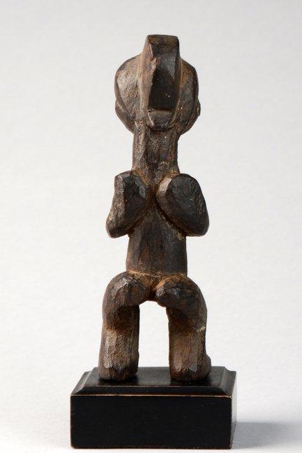 "Small standing female figure ""pindi"" - D. R. Congo, - 3"