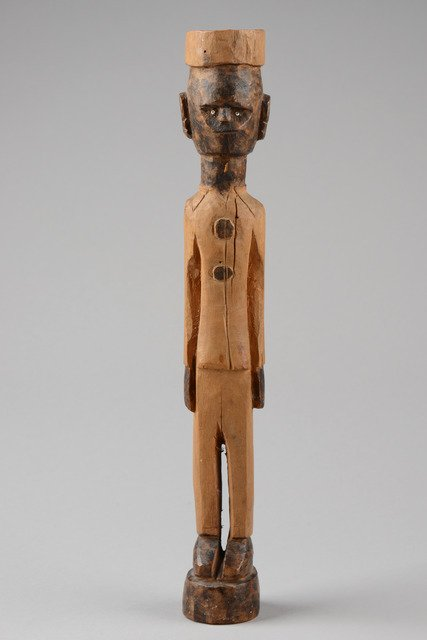 Colon figure - Tanzania, Luguru