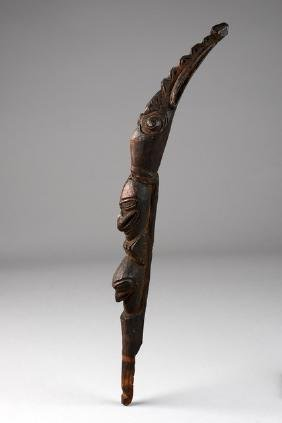 Shaft of a ladle - Papua New Guinea - Sepik