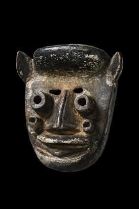 Zoomorphic mask - Côte d'Ivoire, Wé
