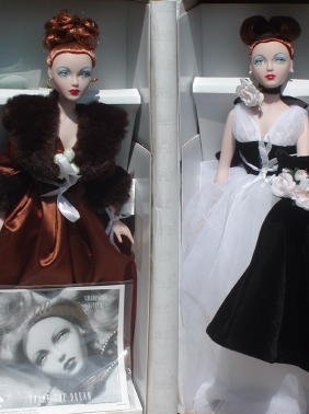 4: Two Gene Dolls,  Covent Garden and Champagne Supper