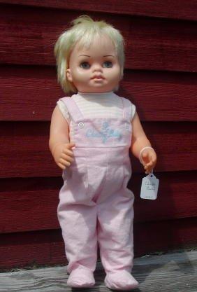 "17: 18"" Chatty Baby, Mattel, All Original"