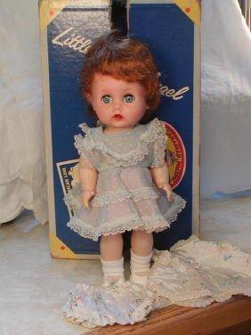 "20: 11"" Arranbee Littlest Angel with Trunk,All Original"
