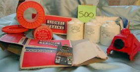 501: Lot of Lionel Accessories