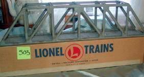 Lionel Trestle Bridge, No. 317