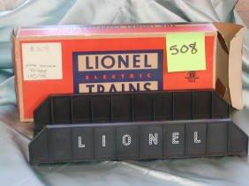508: Lionel No 214 Plate Girder Bridge,Original Box