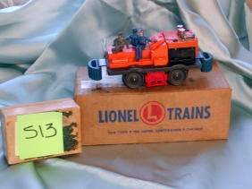 Lionel No 50 Gang Car with Box