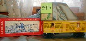 515: Lionel Rodeo Car No 6473, Original Box