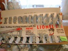 521: Lionel Trestle Set, Original Box