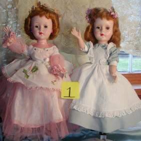 """Two 14"""" Sweet Sue Dolls"""