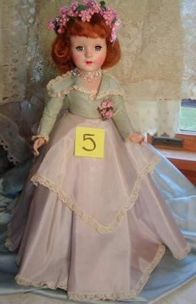 """18"""" Sweet Sue, Original Gown"""