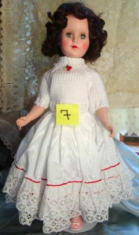 "21"" Vintage 1950s Sweet Sue Doll"