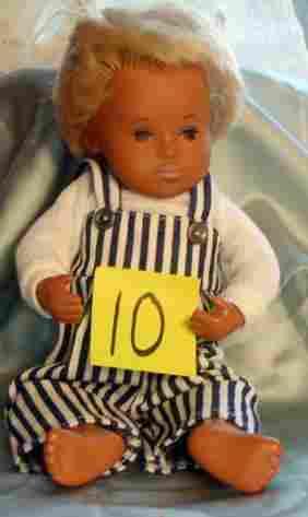 "12"" Sasha Baby Girl, Tagged Clothing"