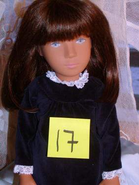 "16"" Ltd Edition Sasha, Made in England, Serie Tag"