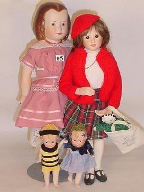 5: 3 UFDC Regional Dolls