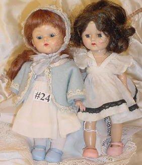 24: Vogue  Ginny Doll, Ginny Type