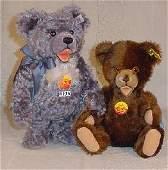 138: Two Steiff Teddy Bears, Sandey and Original Teddyb