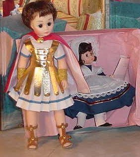3_Four Madame Alexander Dolls