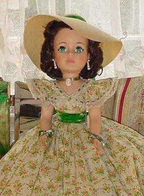 """20_21"""" Madame Alexander Portrait Scarlett"""