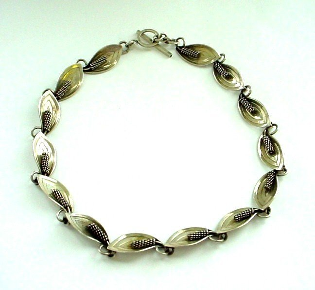 Aarre & Krogh Denmark Modernist Necklace