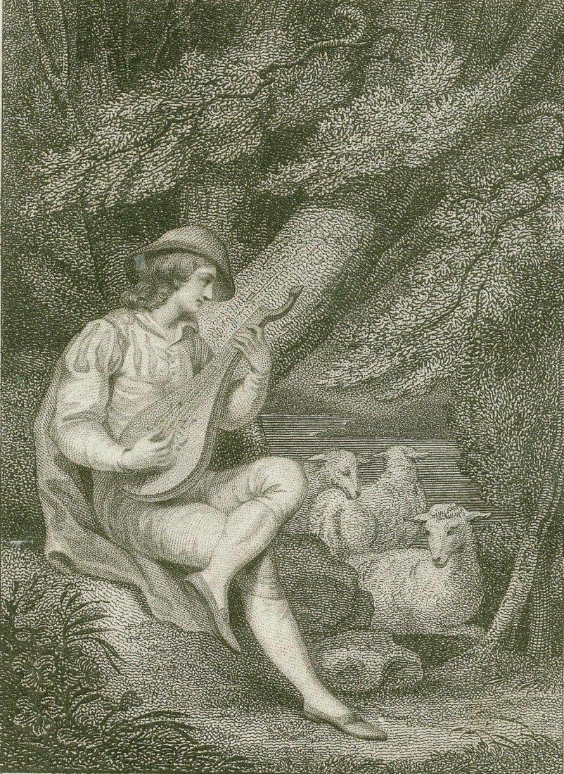 Observe the Shepherd. England. 19th.