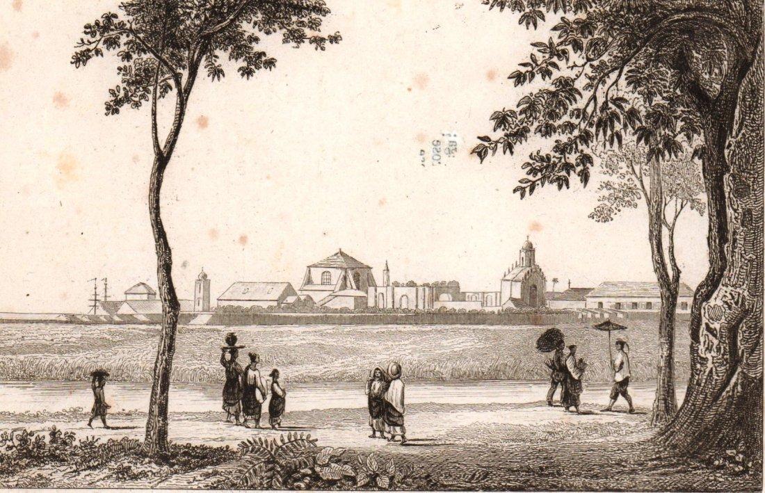 Manila. Philippines. 1836.