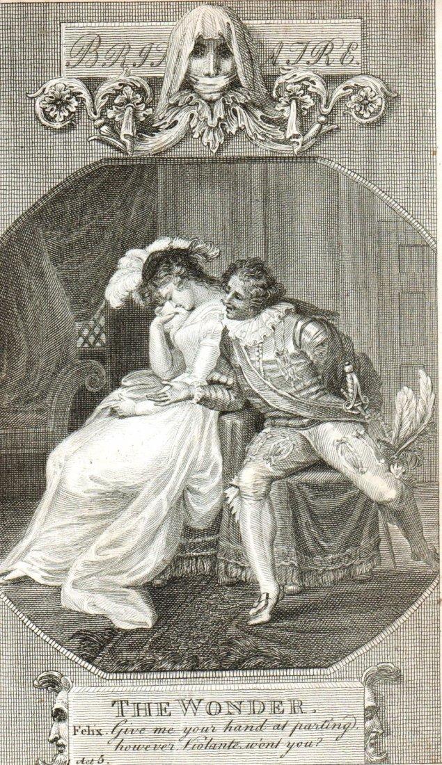 The Wonder. England. 1792.