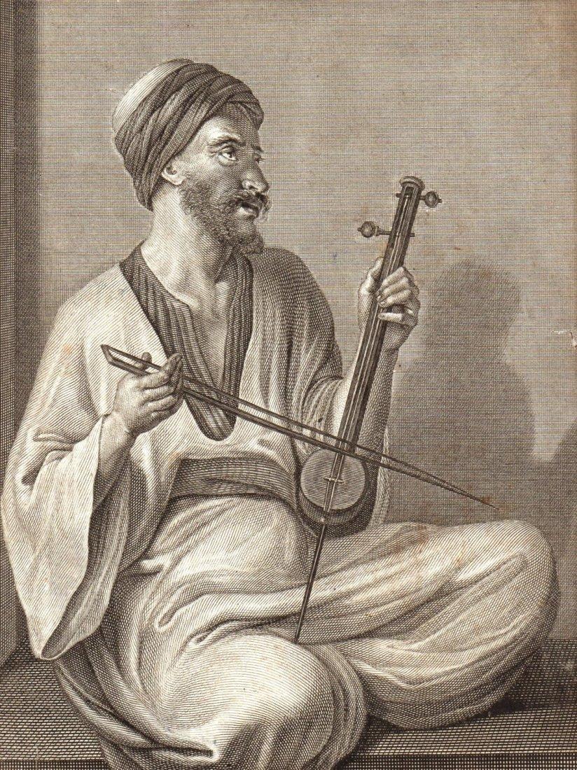 Musician. Asia. Arabia. Islam. 19th.