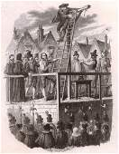 Charles Henry Granger. Execution of Guy Fawkes. England