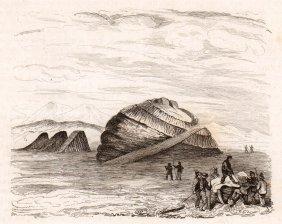 Tilson Islands. North Pole. 1836.