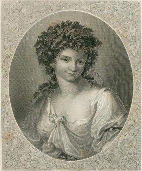 Angelica Kauffman. Self Portrait. Austria/england. 1877
