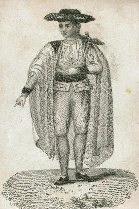 Men. 1800 - 1840.
