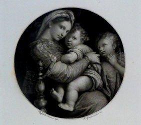 Raffaello Sanzio Da Urbino (raphael).