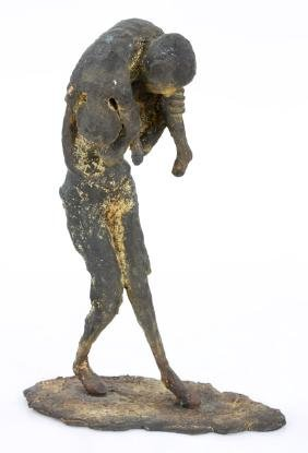"Gillespie, ""Famine,"" Bronze"