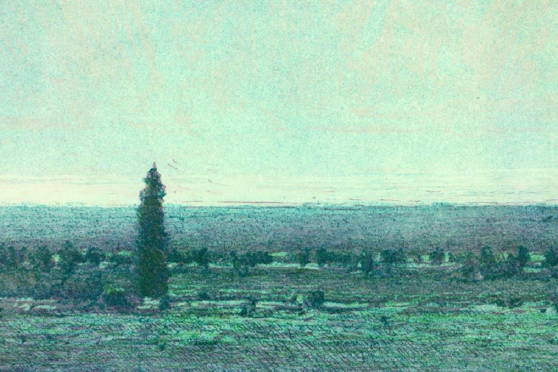 "Chatham, ""Madison River Valley,"" Lithograph - 8"