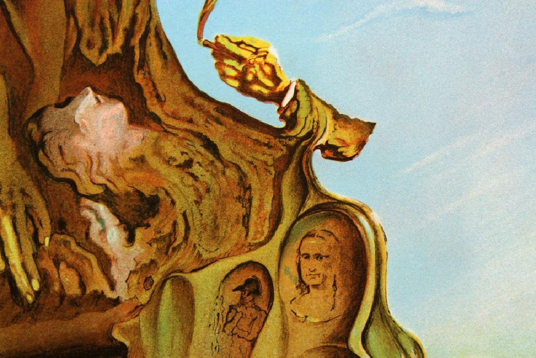 Two After Dali Lithographs - 10