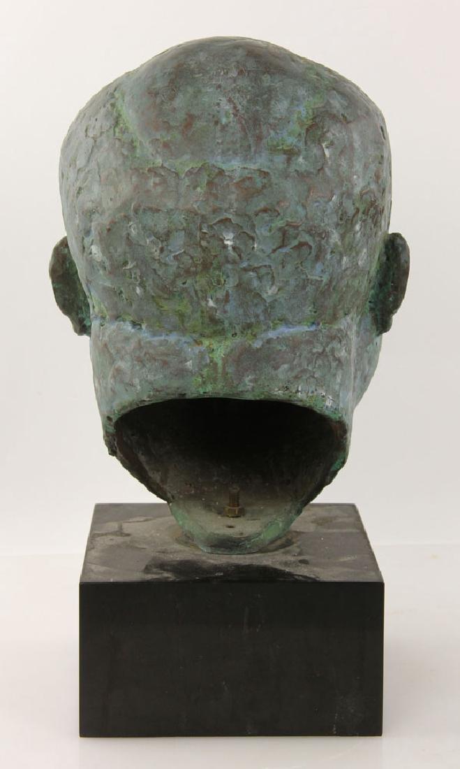 Bronze Head of a Man - 3