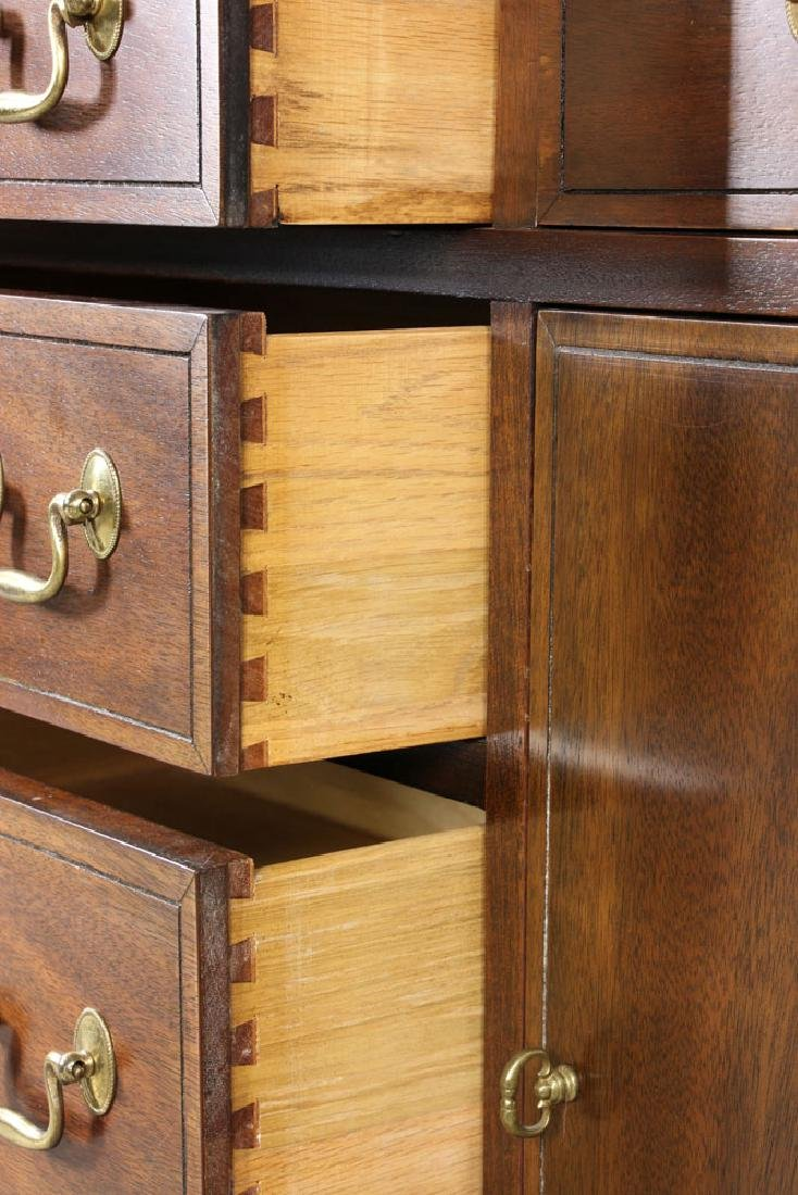 Henkel Harris Sideboard Hutch - 3